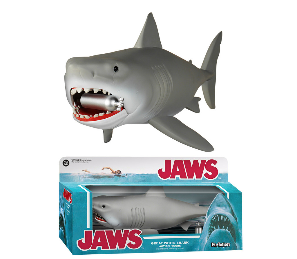 Photo du produit JAWS REACTION BRUCE GREAT WHITE SHARK