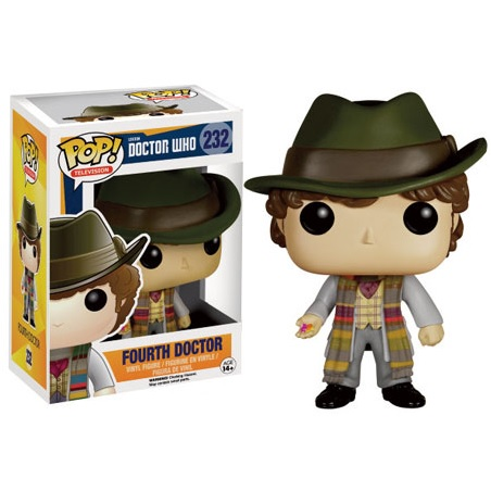 Photo du produit DOCTOR WHO POP 4TH DOCTOR JELLY BEANS EXCLUSIVE