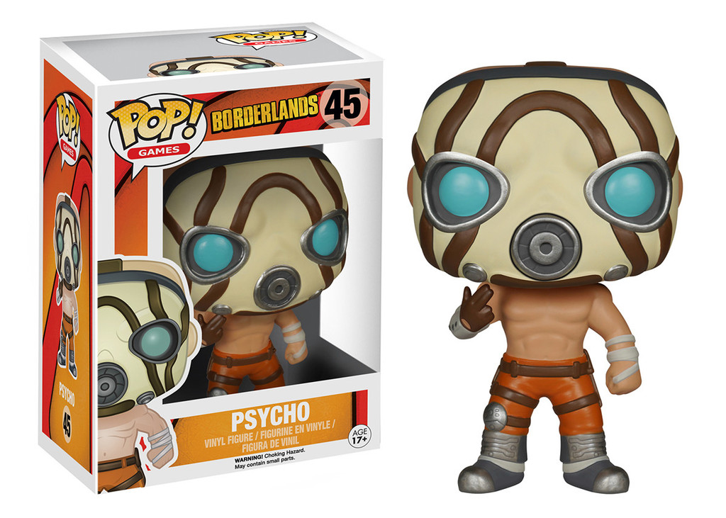 Photo du produit BORDERLANDS POP PSYCHO 9CM