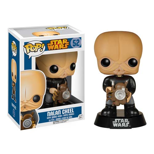 Photo du produit FUNKO POP STAR WARS CANTINA BAND NALAN CHEEL