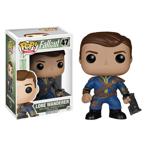Photo du produit FALLOUT POP LONE WANDERER MALE