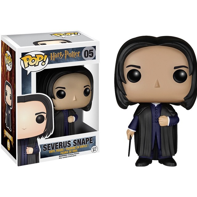 Photo du produit HARRY POTTER POP SEVERUS ROGUE / SNAPE 9CM