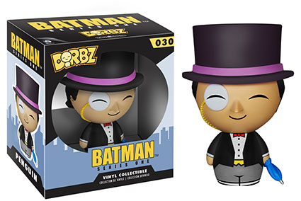 Photo du produit DC HEROES DORBZ BATMAN SERIE 1 PENGUIN