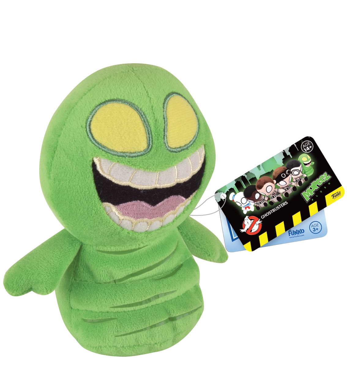 Photo du produit GHOSTBUSTERS MOPEEZ SLIMER