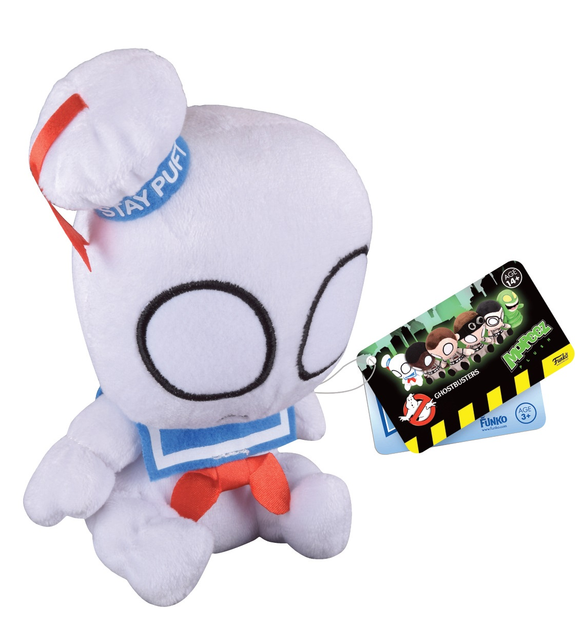 Photo du produit GHOSTBUSTERS MOPEEZ STAY PUFT