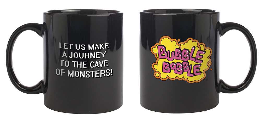 Photo du produit MUG COLLECTOR BUBBLE BOBBLE CERAMIQUE