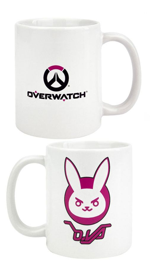 Photo du produit OVERWATCH MUG D.VA