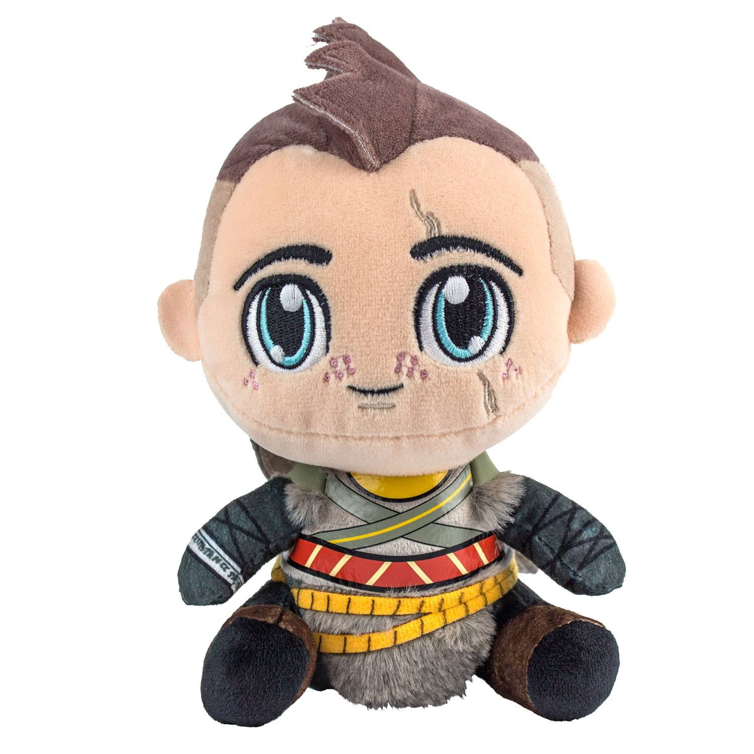 Photo du produit PELUCHE GOD OF WAR STUBBINS ATREUS 20 CM