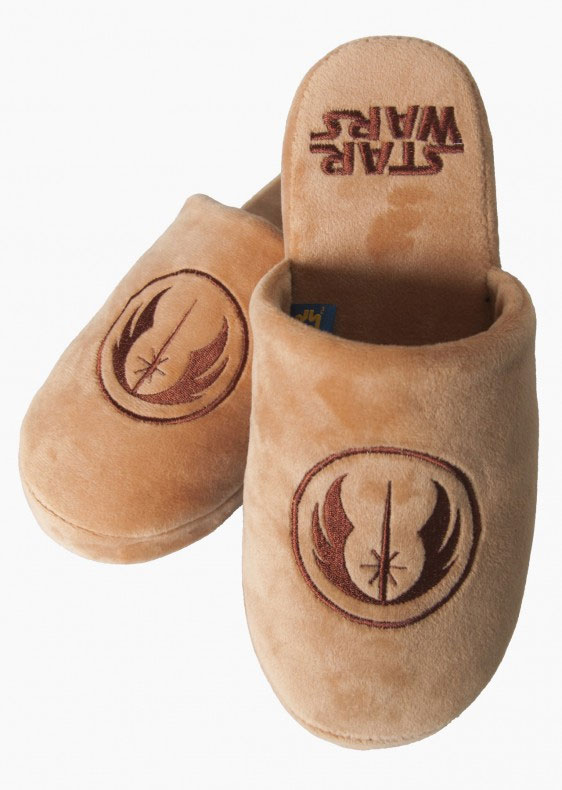 Photo du produit CHAUSSONS STAR WARS JEDI