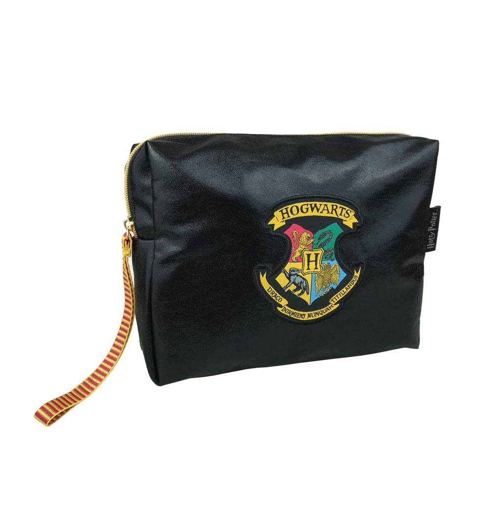 Photo du produit HARRY POTTER TROUSSE DE TOILETTE SHIMMER HOGWARTS CREST
