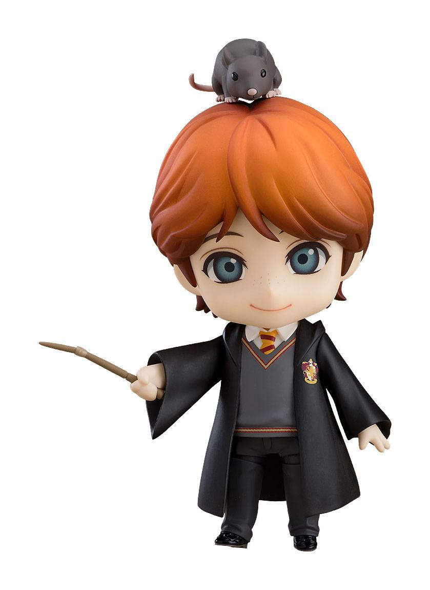 Photo du produit HARRY POTTER FIGURINE NENDOROID RON WEASLEY 10 CM