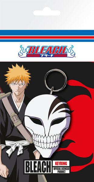 Photo du produit Bleach porte-clés caoutchouc Mask