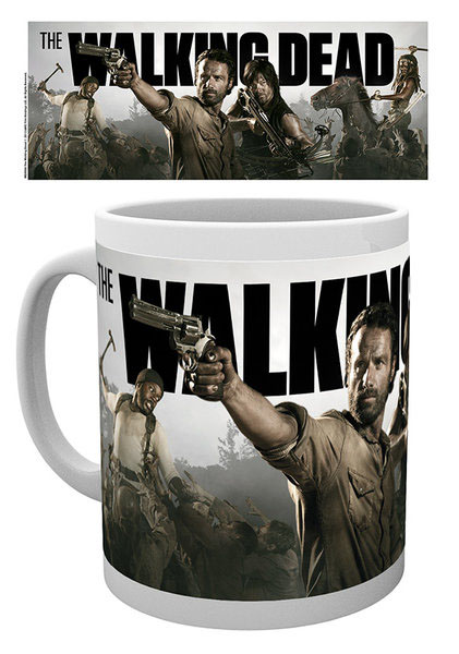 Photo du produit WALKING DEAD MUG BANNER
