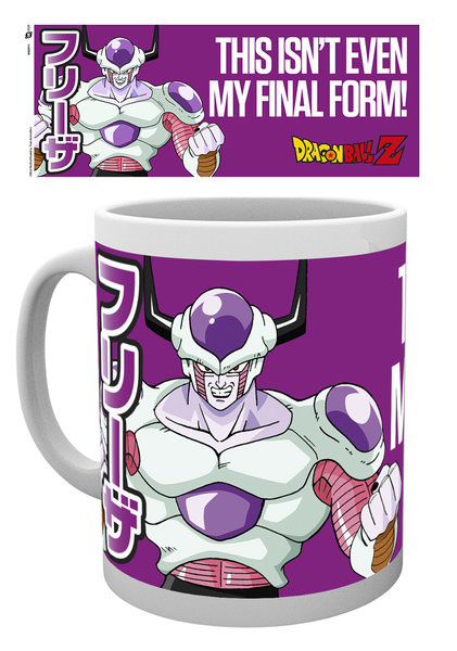 Photo du produit DRAGON BALL Z MUG FREEZER