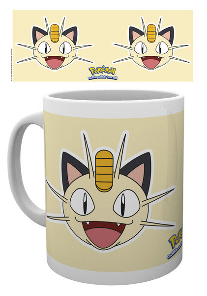 Photo du produit POKEMON MUG MIAOUSS FACE