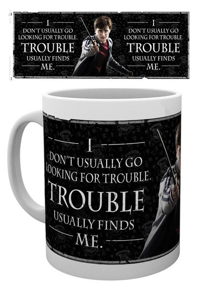 Photo du produit MUG HARRY POTTER QUOTE