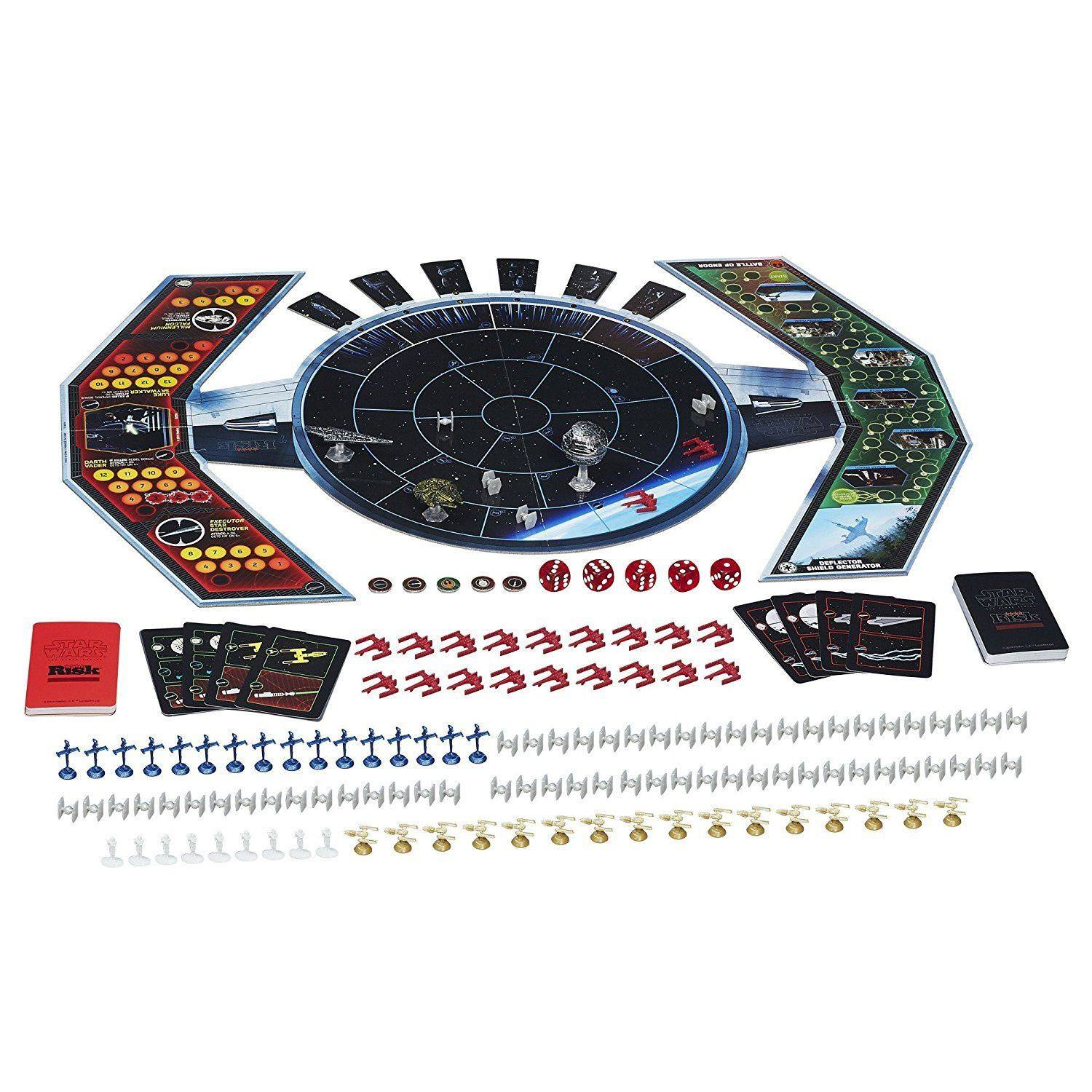 Jeu risk star wars the black series version anglaise for Les jardins du ciel version anglaise