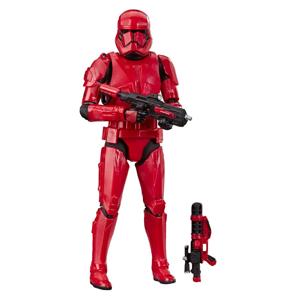 Photo du produit STAR WARS EPISODE IX BLACK SERIES FIGURINE 2019 SITH TROOPER 15 CM