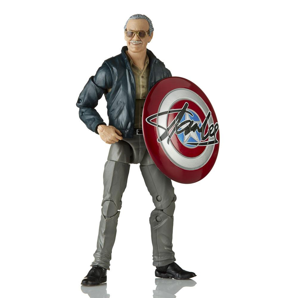 Photo du produit MARVEL LEGENDS SERIES FIGURINE STAN LEE (MARVEL'S THE AVENGERS) 15 CM