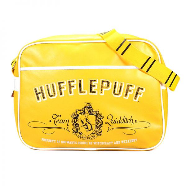 Photo du produit HARRY POTTER SACOCHE À BANDOULIERE HUFFLEPUFF