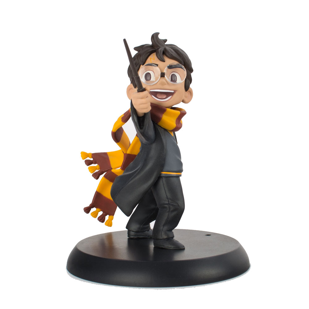 Photo du produit FIGURINE HARRY POTTER FIGURINE Q HARRY'S FIRST SPELL