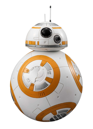 Photo du produit STAR WARS SEGA PRIZE EPISODE 7 BB-8 8CM