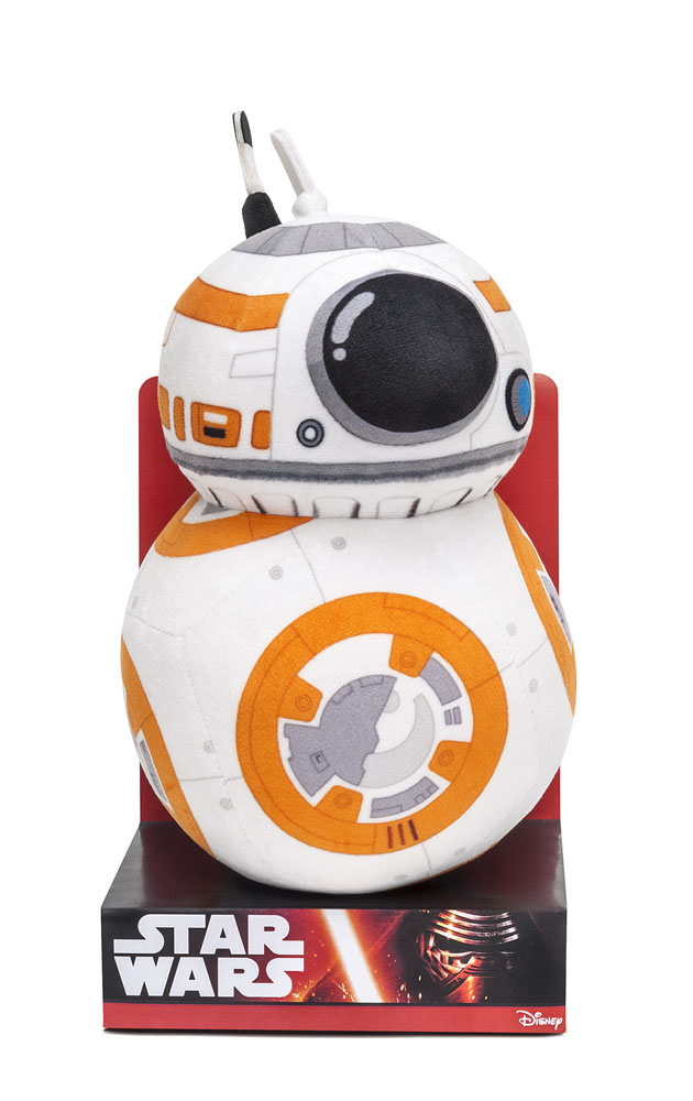 Photo du produit PELUCHE STAR WARS ÉPISODE VII BB-8