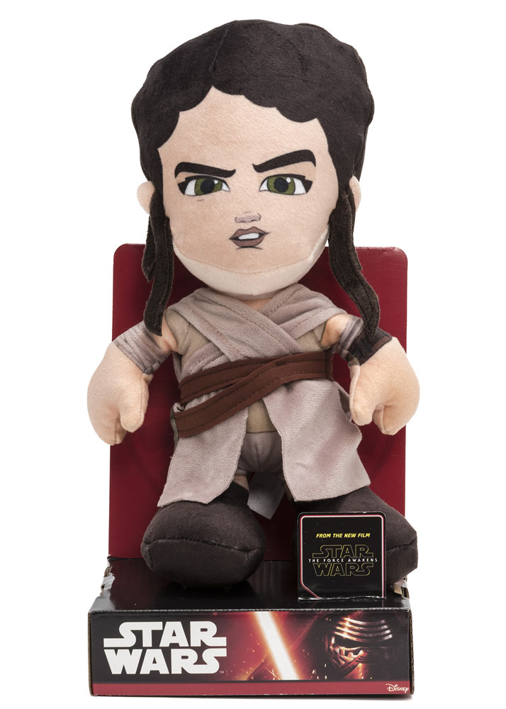 peluche star wars pisode vii rey. Black Bedroom Furniture Sets. Home Design Ideas