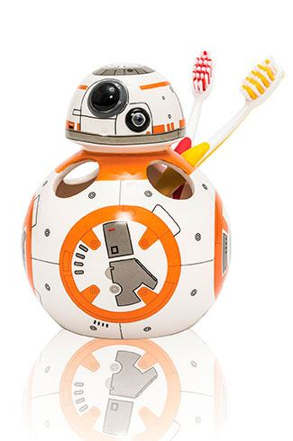 Photo du produit STAR WARS EPISODE VII PORTE BROSSE À DENTS BB-8