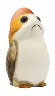 Photo du produit STAR WARS EPISODE VIII COQUETIER 3D PORG