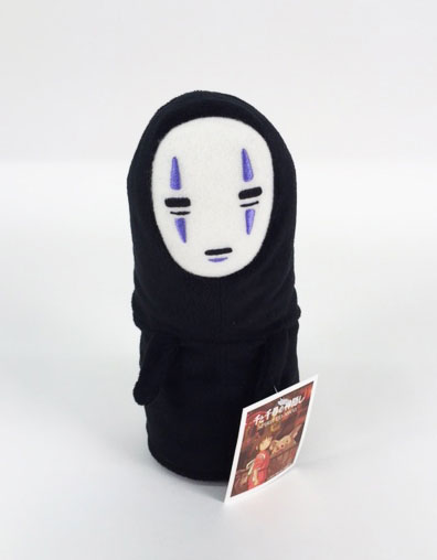 Photo du produit STUDIO GHIBLI PELUCHE KAONASHI NO FACE 18 CM