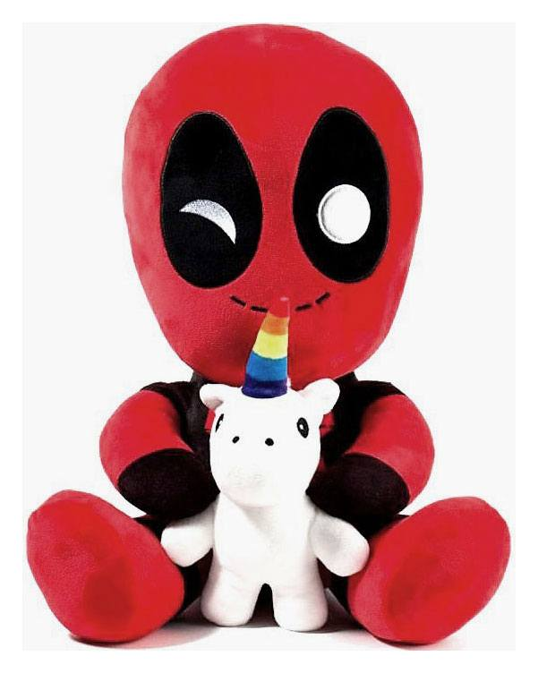 Photo du produit DEADPOOL PELUCHE HUGME 41 CM