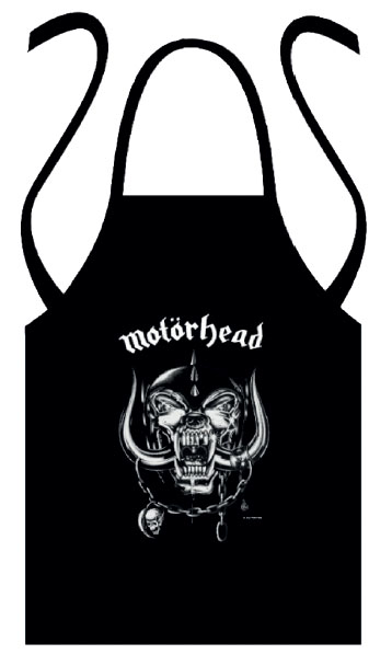 Photo du produit TABLIER MOTORHEAD LOGO