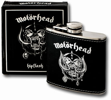 Photo du produit FLASQUE MOTORHEAD LOGO