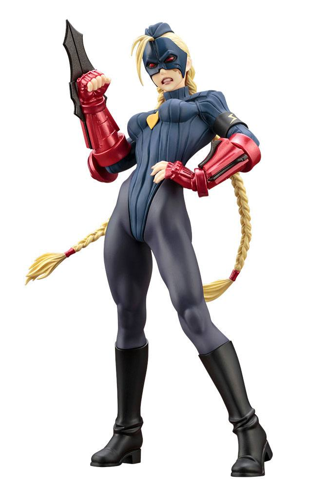 Photo du produit STREET FIGHTER BISHOUJO STATUETTE PVC 1/7 DECAPRE 23 CM