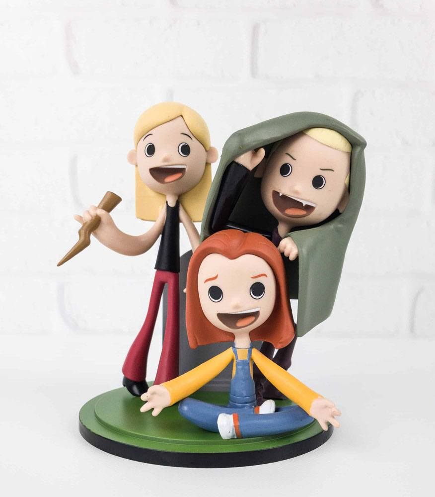 Photo du produit BUFFY FIGURINE BUFFY & FRIENDS LOOTCRATE EXCLUSIVE 14 CM
