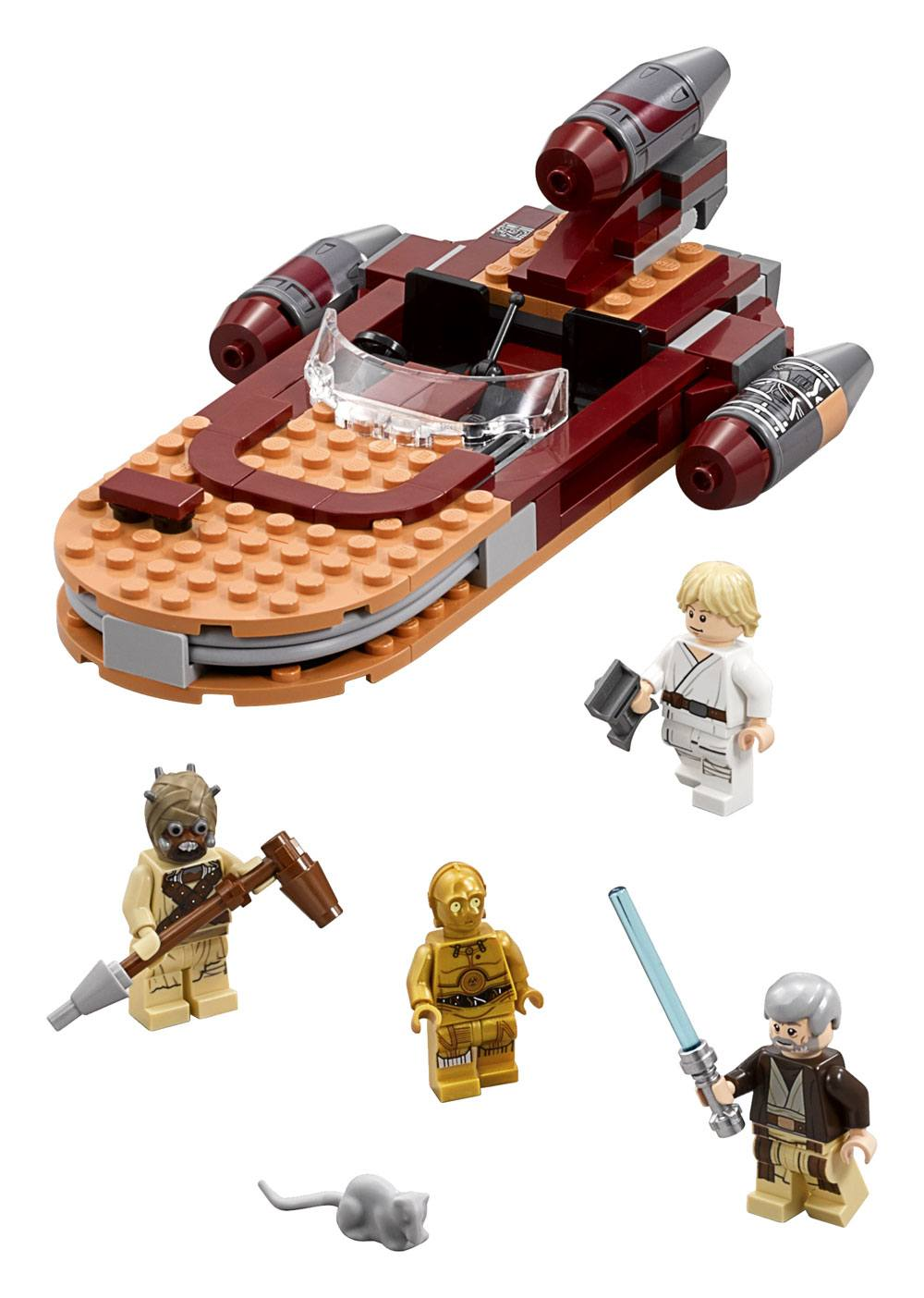 Photo du produit LEGO STAR WARS EPISODE IV LUKE'S LANDSPEEDER