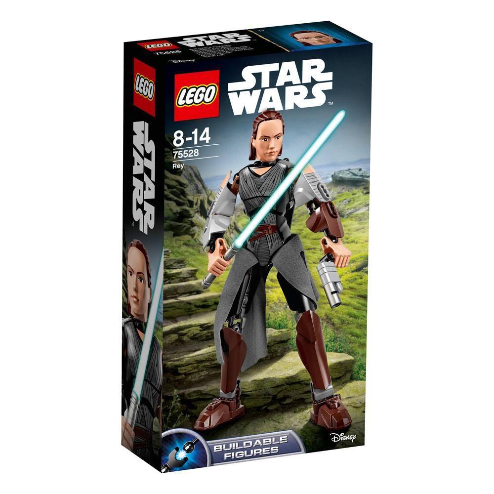 Photo du produit LEGO STAR WARS EPISODE VIII FIGURINE REY 24 CM
