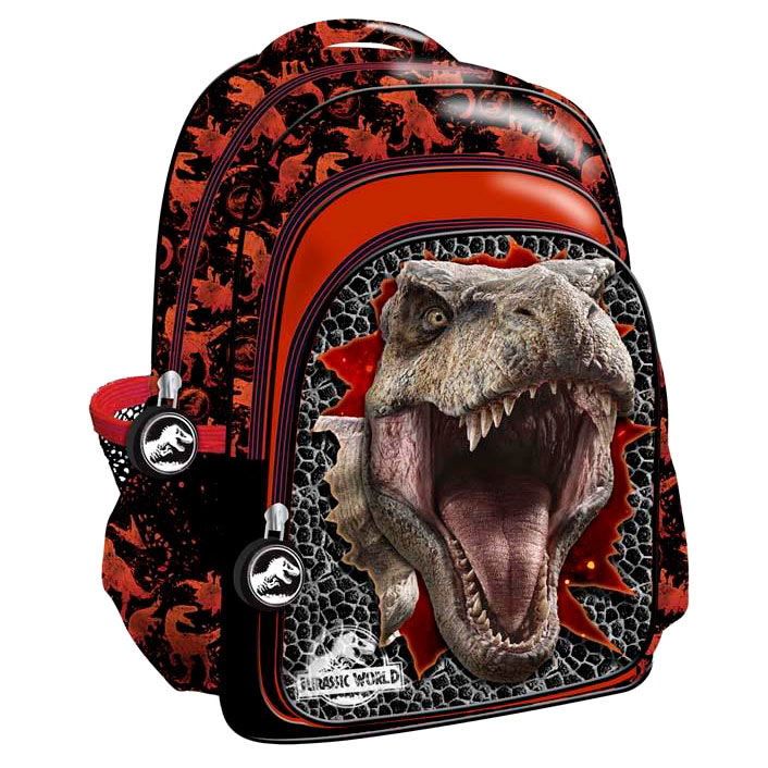 Photo du produit SAC A DOS JURASSIC WORLD 41CM