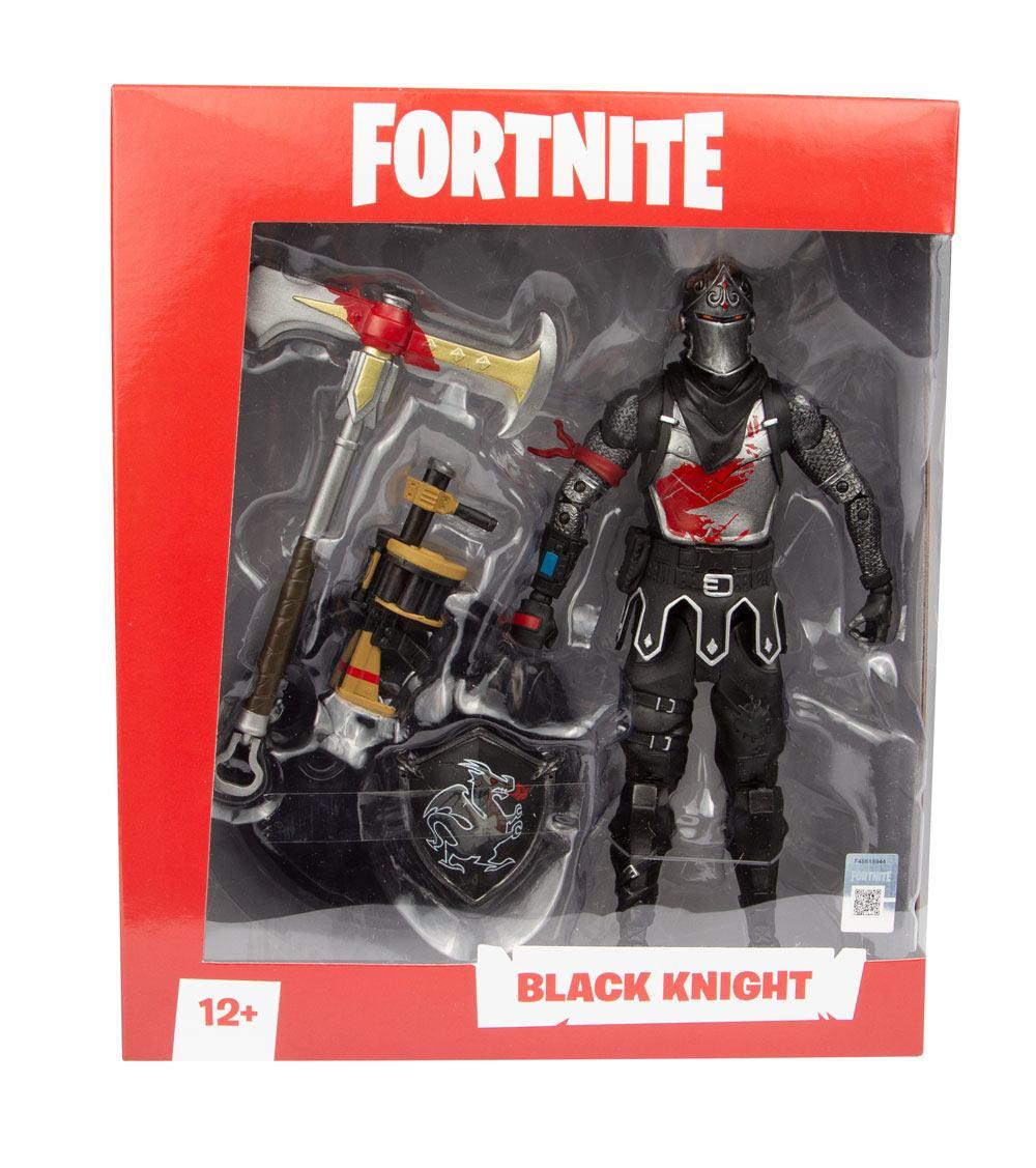 Photo du produit FORTNITE FIGURINE BLACK KNIGHT 18 CM