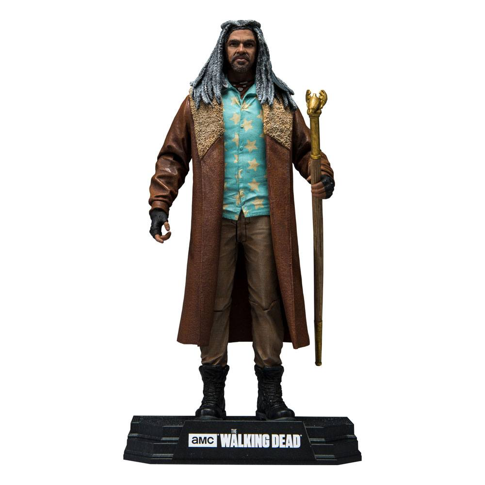 Photo du produit THE WALKING DEAD TV VERSION FIGURINE EZEKIEL 18 CM