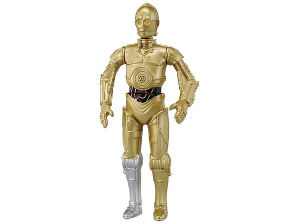 Photo du produit STAR WARS METAL COLLECTION #04 C3-PO