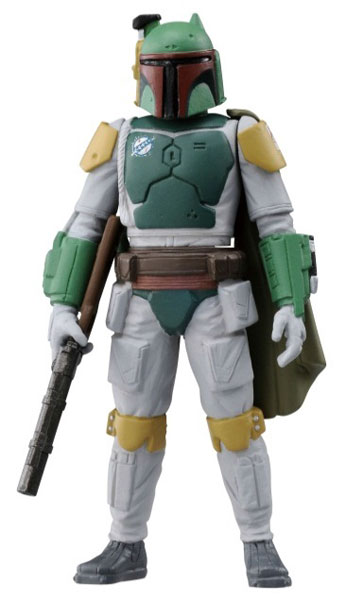 Photo du produit STAR WARS METAL COLLECTION #07 BOBA FETT
