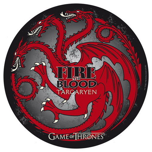 Photo du produit TAPIS SOURIS TARGARYEN - GAME OF THRONES