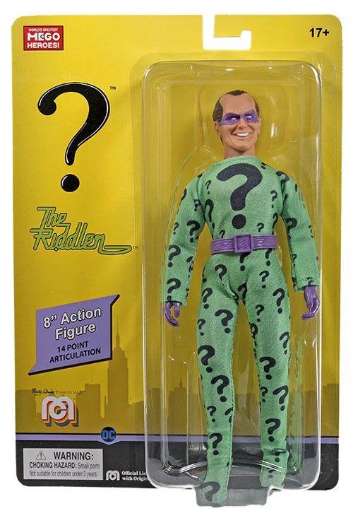 Photo du produit DC Comics figurine Riddler 20 cm