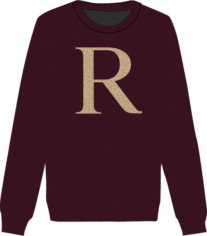Photo du produit HARRY POTTER SWEATER CHRISTMAS RON
