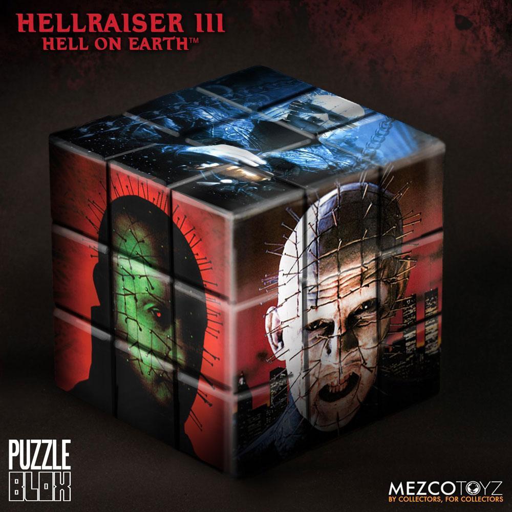 Photo du produit HELLRAISER III CUBE PUZZLE PINHEAD 9 CM