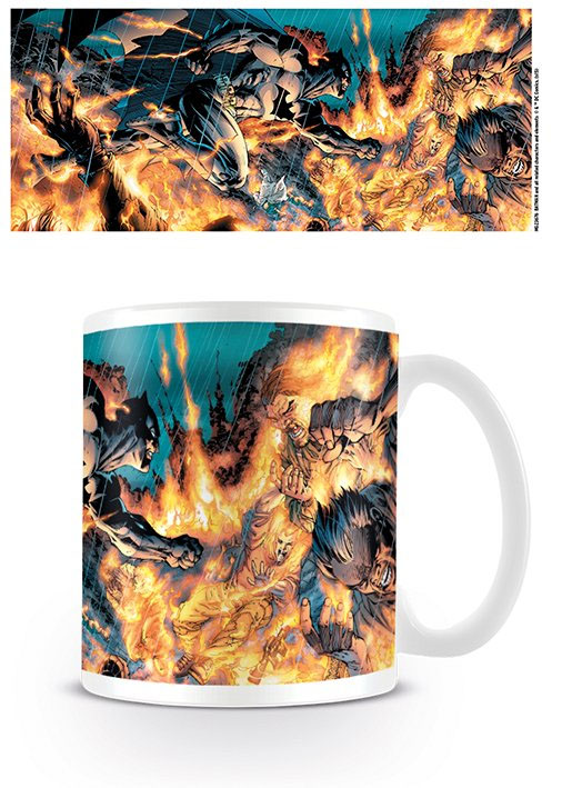 Photo du produit BATMAN MUG FLAMES