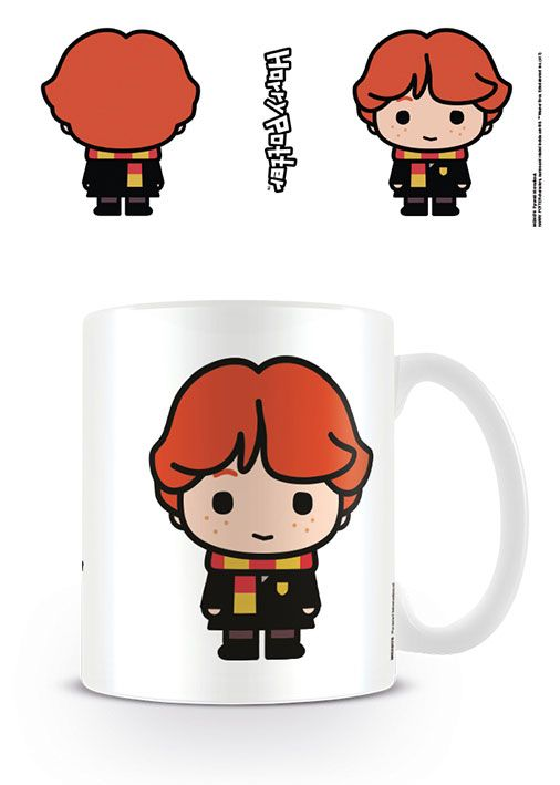 Photo du produit HARRY POTTER MUG KAWAII RON WEASLEY