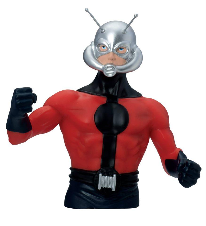 Photo du produit MARVEL TIRELIRE BUST BANK ANT-MAN